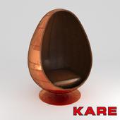 Кресло крутящееся Eye Ball Copper