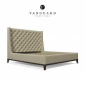 Vanguard furniture Cleo King Bed
