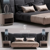 Bed visionnaire Plaza BED