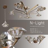 Коллекция светильников N-Light Nl-907