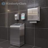 Set dispensers Kimberly-Clark