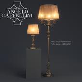 Floor lamp & Table lamp Angelo Cappellini