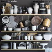 Набор посуды (3 colors)