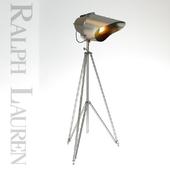 CUTTER TRIPOD LAMP
