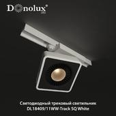Track lighting Donolux DL18409 / 11WW-Track SQ White