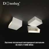 LED lamp Donolux DL18421 / 11WW-White