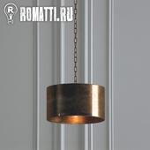 Romatti Industrial Metal Lamp Shade
