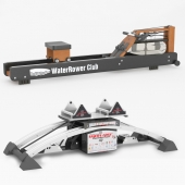 Trainers Water Rower Club and Skier`s Edge