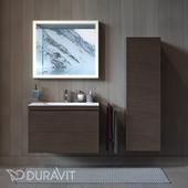 DURAVIT - L-CUBE C-BONDED