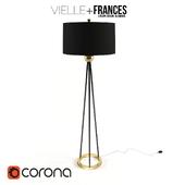 "Lamp Adreanna Floor Lamp by ""VIELLE AND FRANCES"""