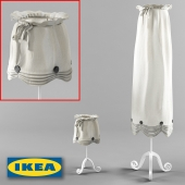Lyrik Ikea - floor and table lamps