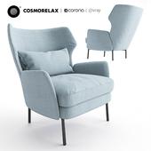Armchair Cosmorelax Alex
