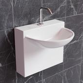 Wall Mini Washbasin