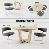 Andreu World Uves ME3660 Tauro SO4200