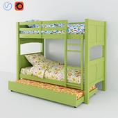 Bunk Bed (Двухъярусная кровать)