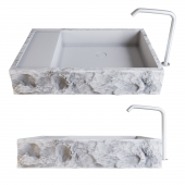 AYANI Countertop washbasin and ceadesign MIL70