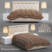 """Bed """"Versailles"""""""