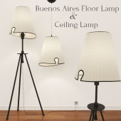 Buenos Aires Ceiling Lamp