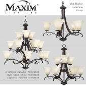Lighting Maxim Lighting Oak Harbor Collection