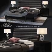 Baker TASHMARINE BED (King) V-ray & Corona