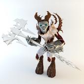 Mechanical Demon creature