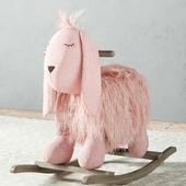 Plush Rocking | Bunny