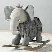 Plush Rocking | Elephant