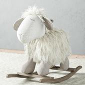 Plush Rocking | Lamb