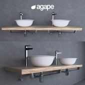 washbasin Agape