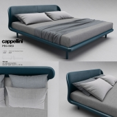 Cappellini Peg Bed by Nendo