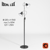Ideal Lux Floor Lamp POLLY