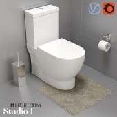 Studio 1 Wall Faced Toilet Suite