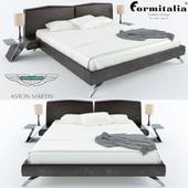 Bed FORMITALIA Aston Martin