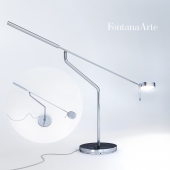 FontanaArte  Three Sixty Table Lamp