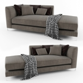 Couch PICASSO The Sofa & Chair Company