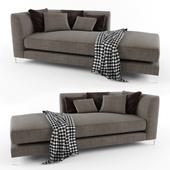Кушетка PICASSO The Sofa & Chair Company