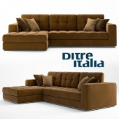 Ditre Deva-Lobby sofa