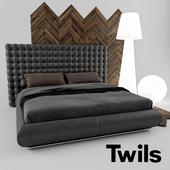 Twils - Chocolat Bed
