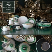 Набор посуды EMERALD фабрики Vista Alegre