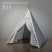 RH canvas teepee tent