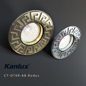 Точечный светильник Kanlux Rodos