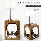 BERNHARDT Soho Luxe End Table 368-111