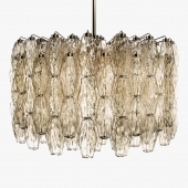 Venini - Polyhedral chandelier