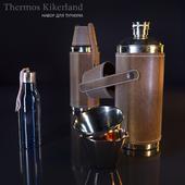 """Термос / Thermos (Кемпинг - набор """"Kikkerland Camping"""")"""
