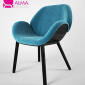 Alma Design Lips Chair