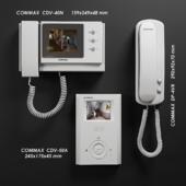 Intercoms COMMAX