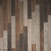 Heritage Barnwood, planked