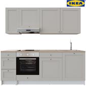 IKEA Kitchen Knokskhult