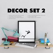 Decorative set Сreative