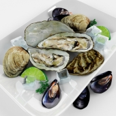 Clams to the table